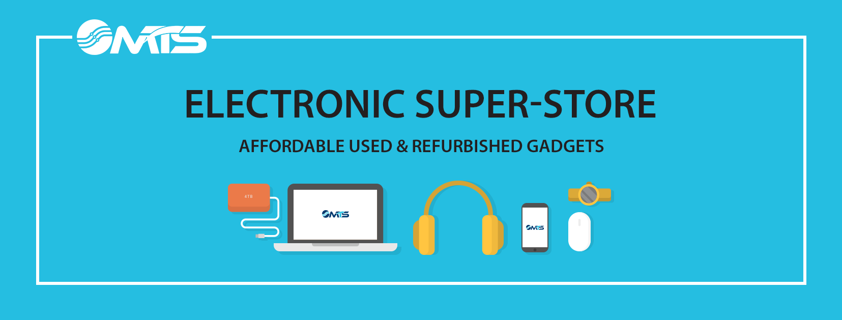 Electronic Super Store