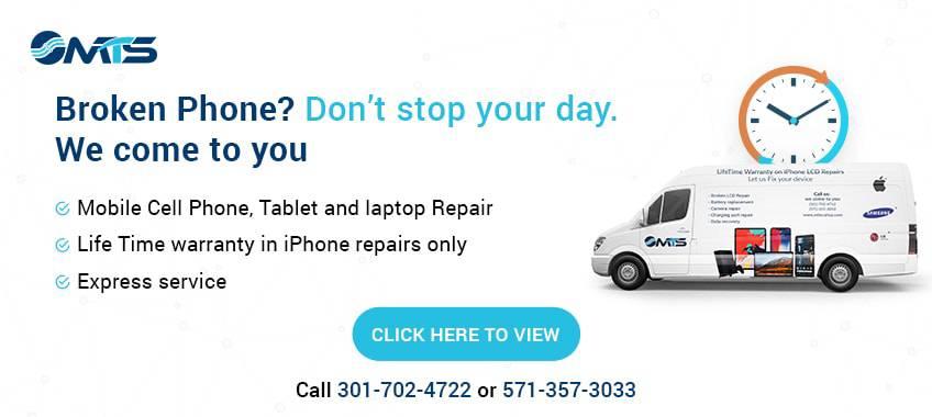 broken phone repair